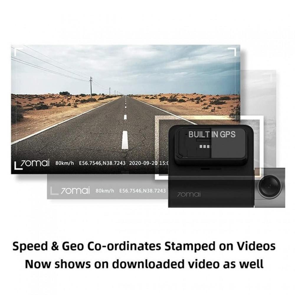 كاميرا مراقبة مع جهاز تعقب داخلي للسيارة