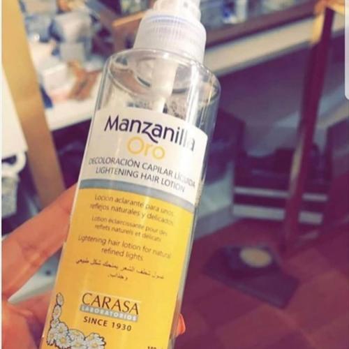 شراء بخاخ الشعر مانزانيلا - متجر فيوم
