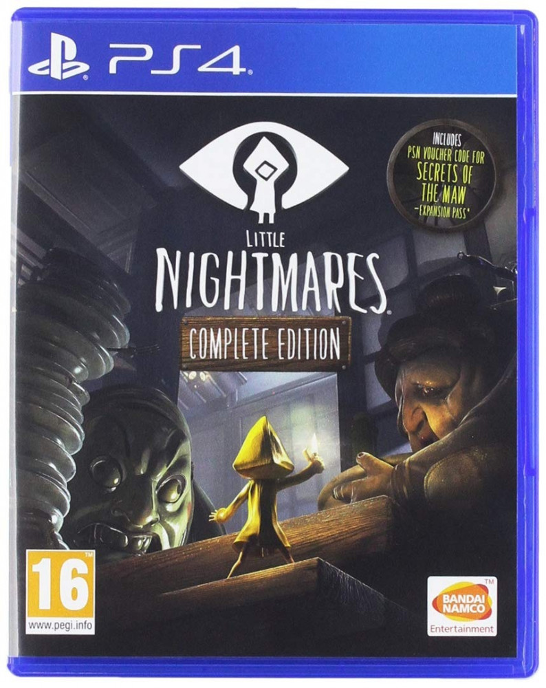 Little Nightmares - Complete Edition PS4