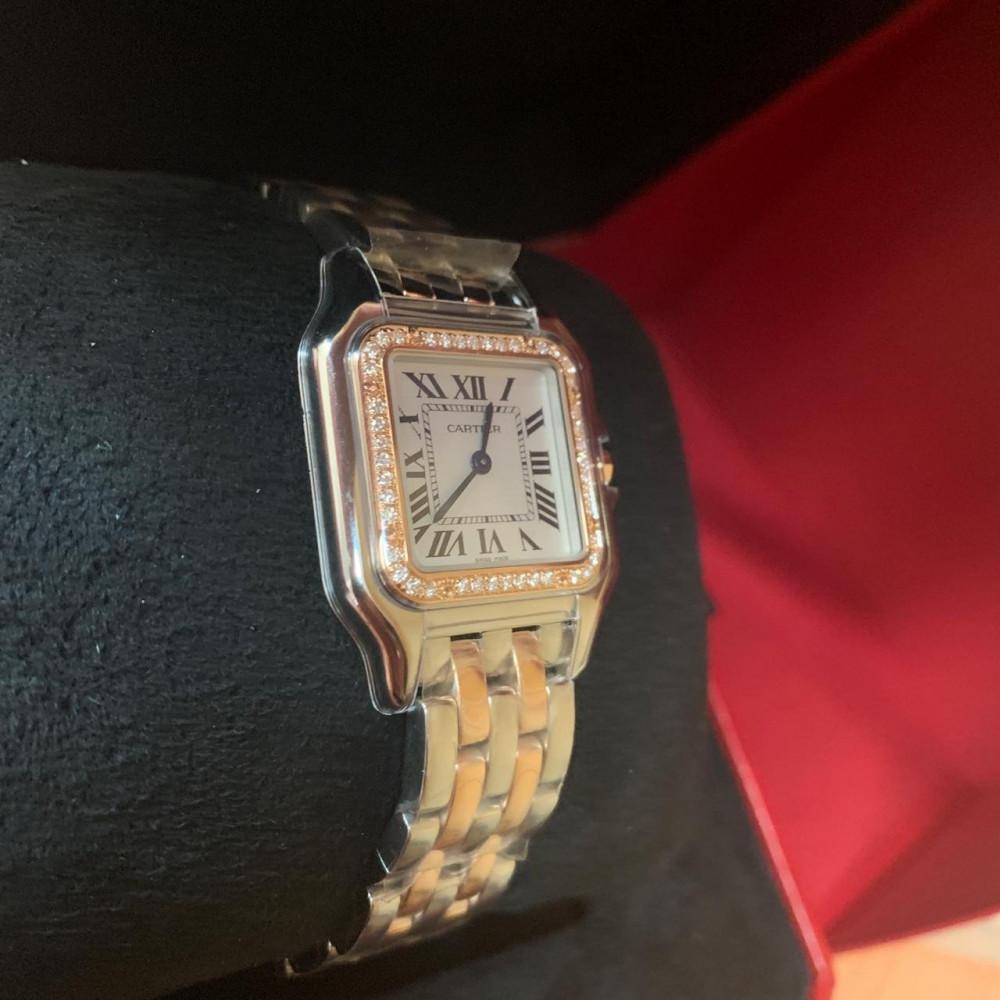 ساعة كارتير بانثر الأصلية الفاخرة جديدة كليا