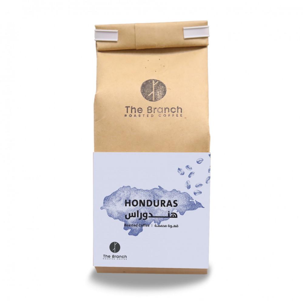 حبوب قهوة ذا برانش هندوراس