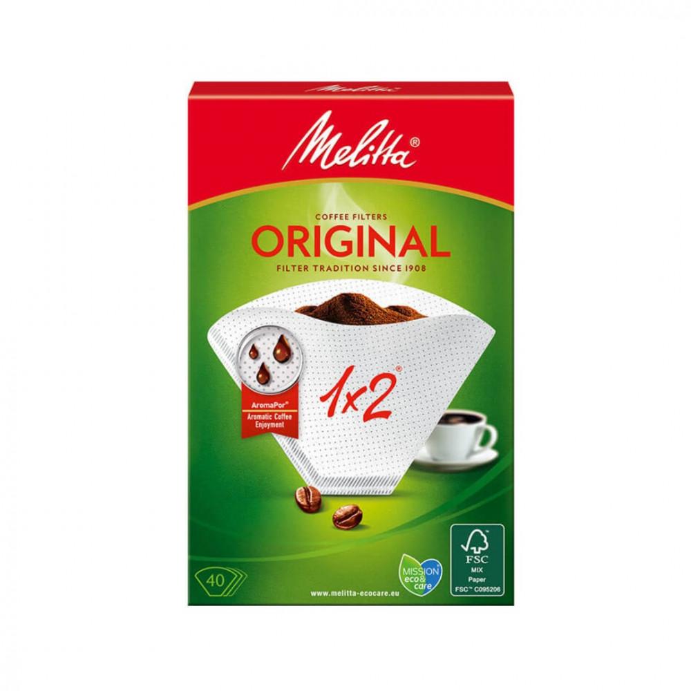 فلتر قهوة ميليتا 2 كوب