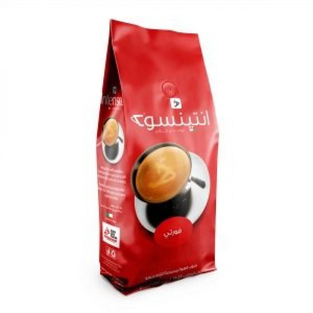 حبوب قهوة كاملة انتينسو فورتي اسبريسو