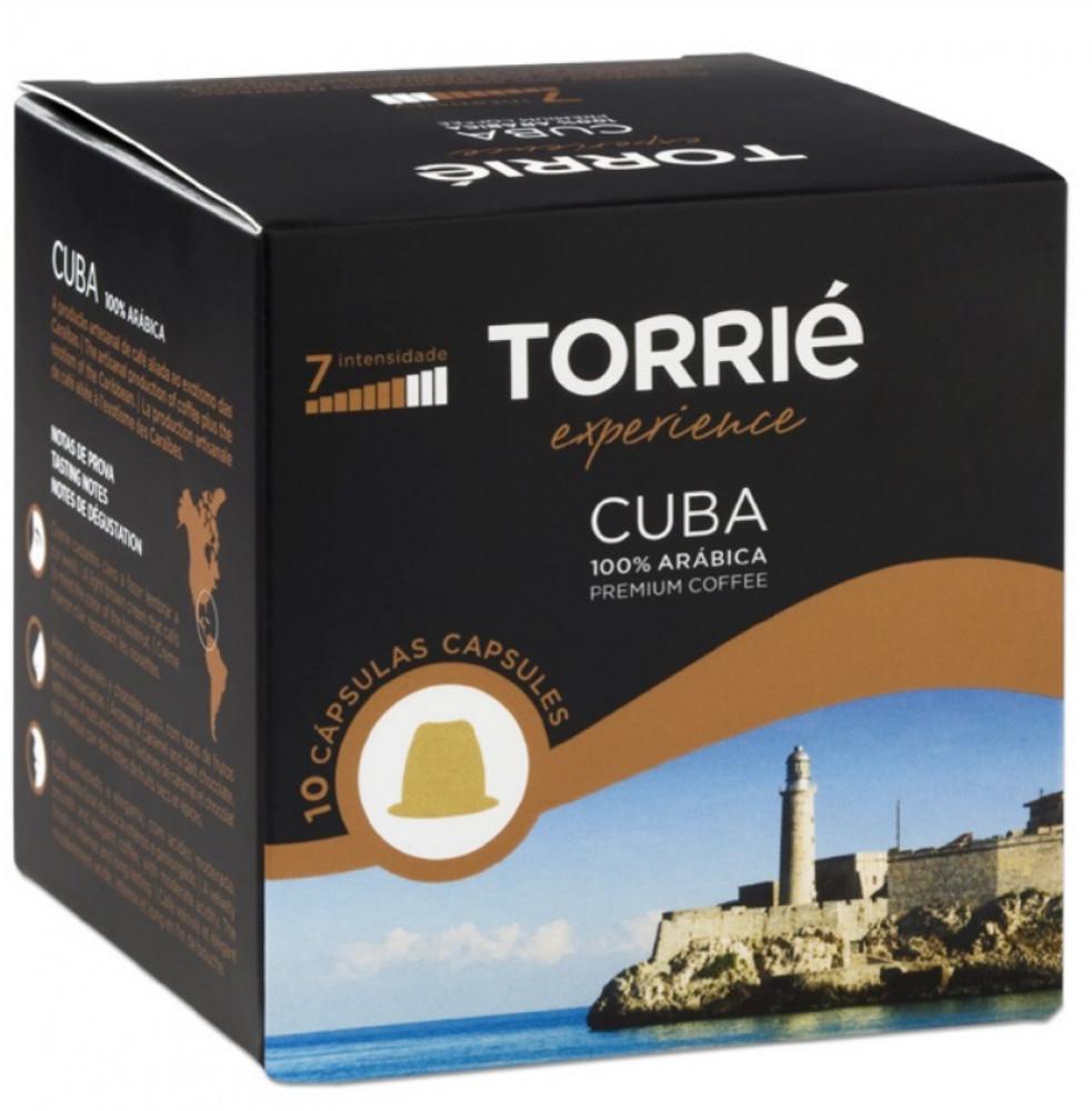 كبسولات قهوة كوبا توريه Cuba Nespresso Capsules