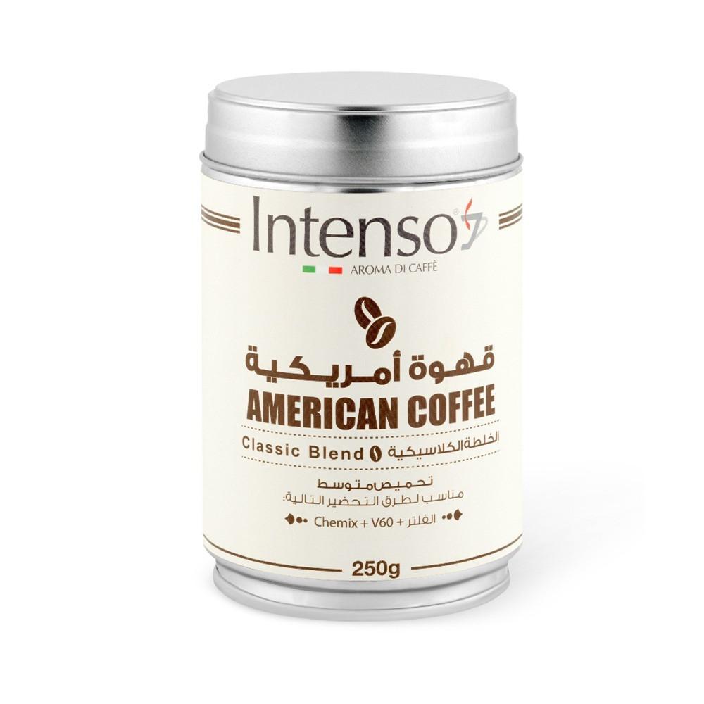قهوة امريكية انتنينسو الخلطة الكلاسيكية تحميص وسط