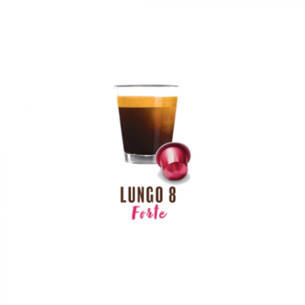 كبسولات قهوة بيلميو لونجو فورتي