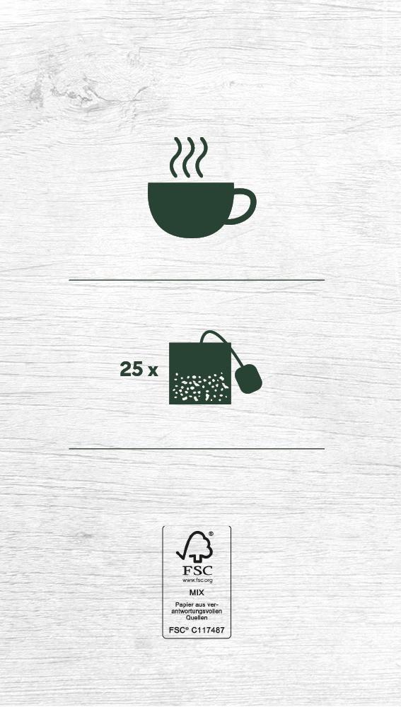 شاي بيور الاخضر بالليمون Pure Tea Selection - Green Tea Lemon