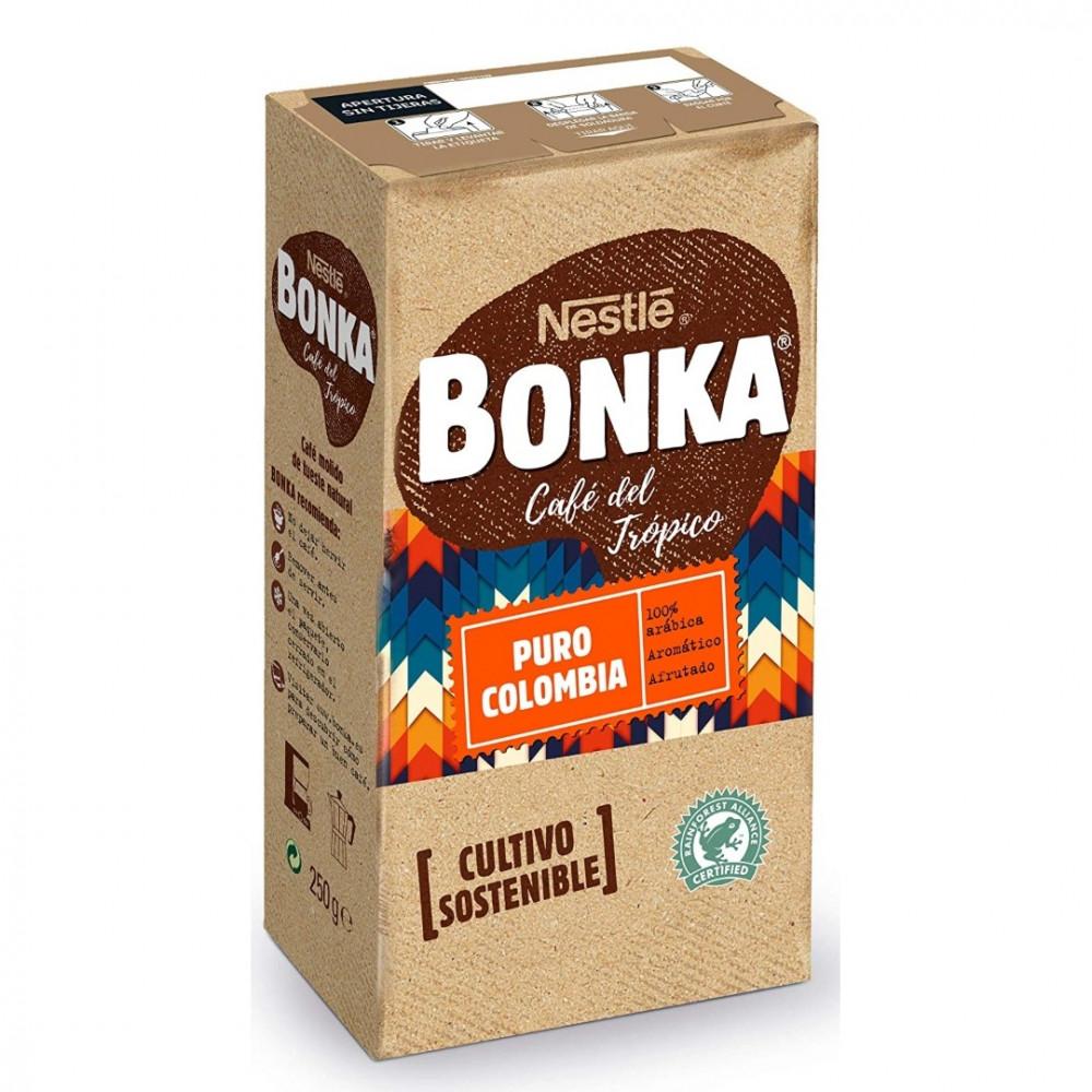 قهوة بونكا كولومبيا Bonka COLOMBIA Ground Coffee
