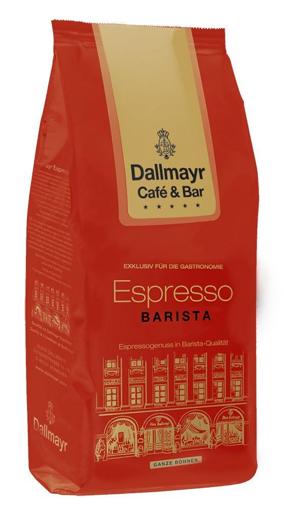 حبوب قهوة دالماير باريستا Dallmayr Barista Coffee Beans