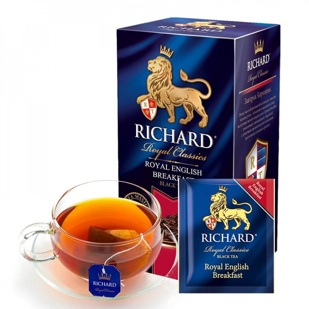 شاي الافطار الانجليزي ريتشارد Royal English Breakfast Tea