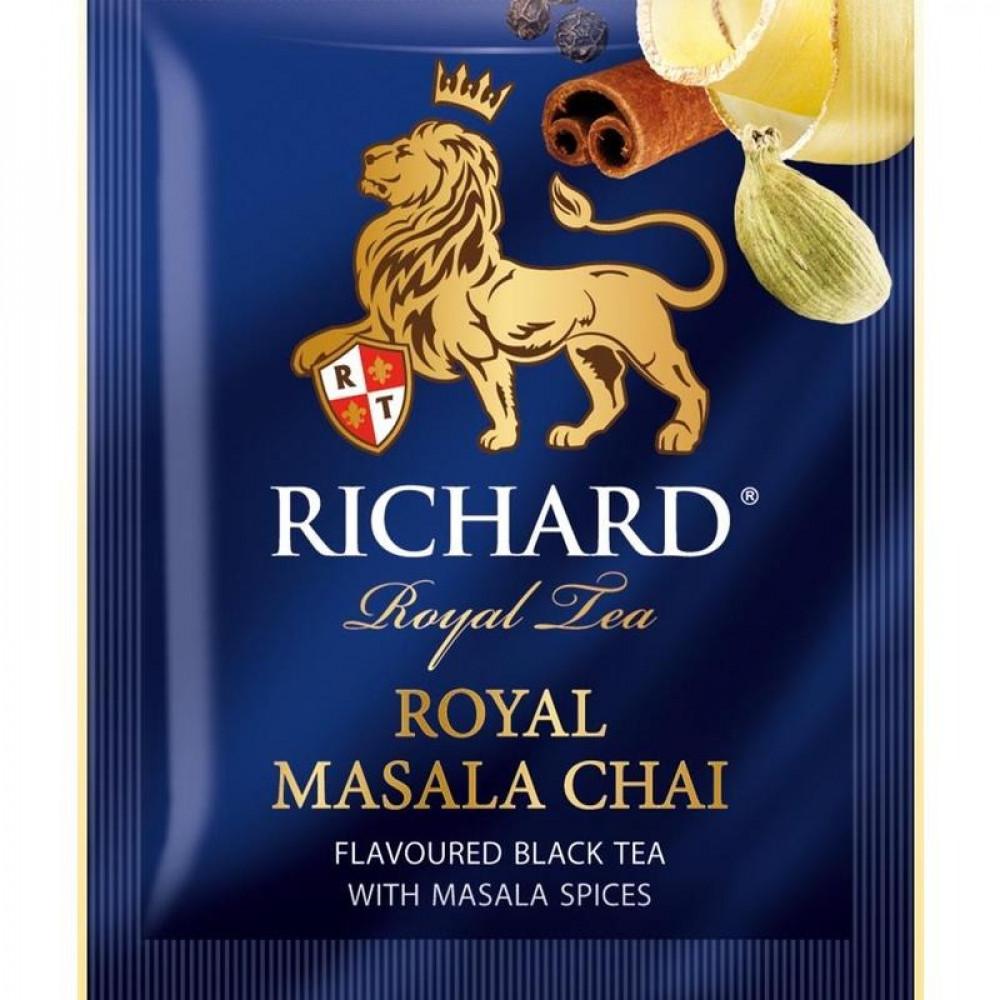 شاي المسالا ريتشارد Richard Masala Chai