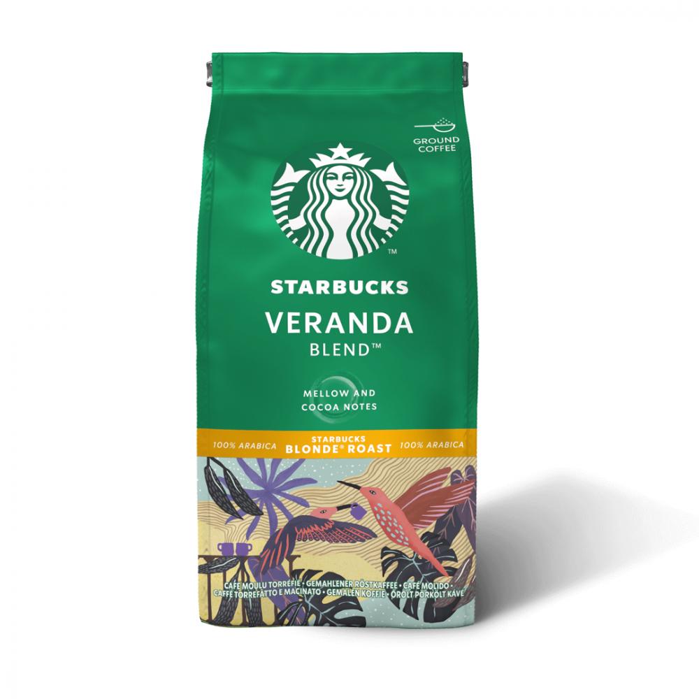 قهوة ستاربكس فيراندا مطحونة Starbucks Veranda Blend Ground Coffee