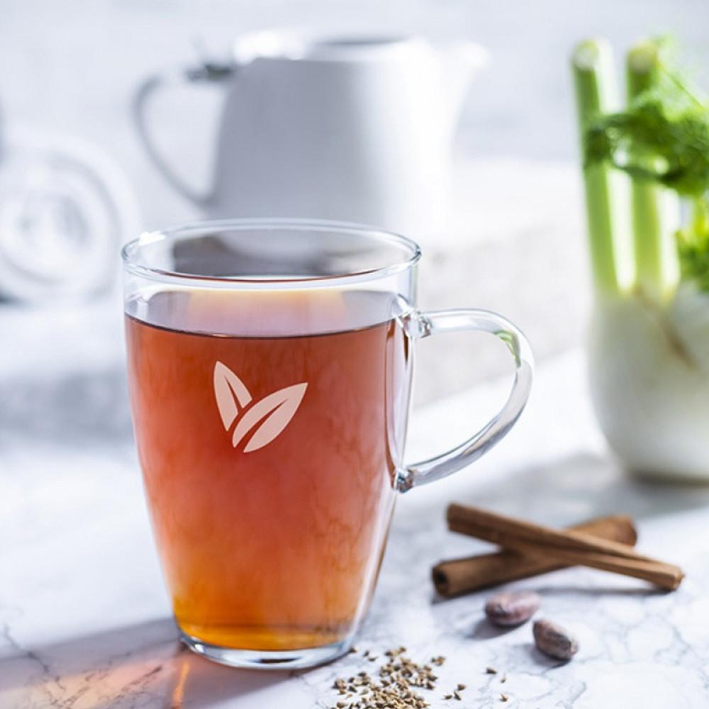 شاي بيور أعشاب عضوي بالكاكاو والمتة Pure Tea Selection - Relax Bio