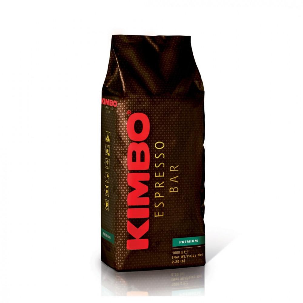 حبوب قهوة كيمبو بريميم KIMBO Coffee Beans Premium