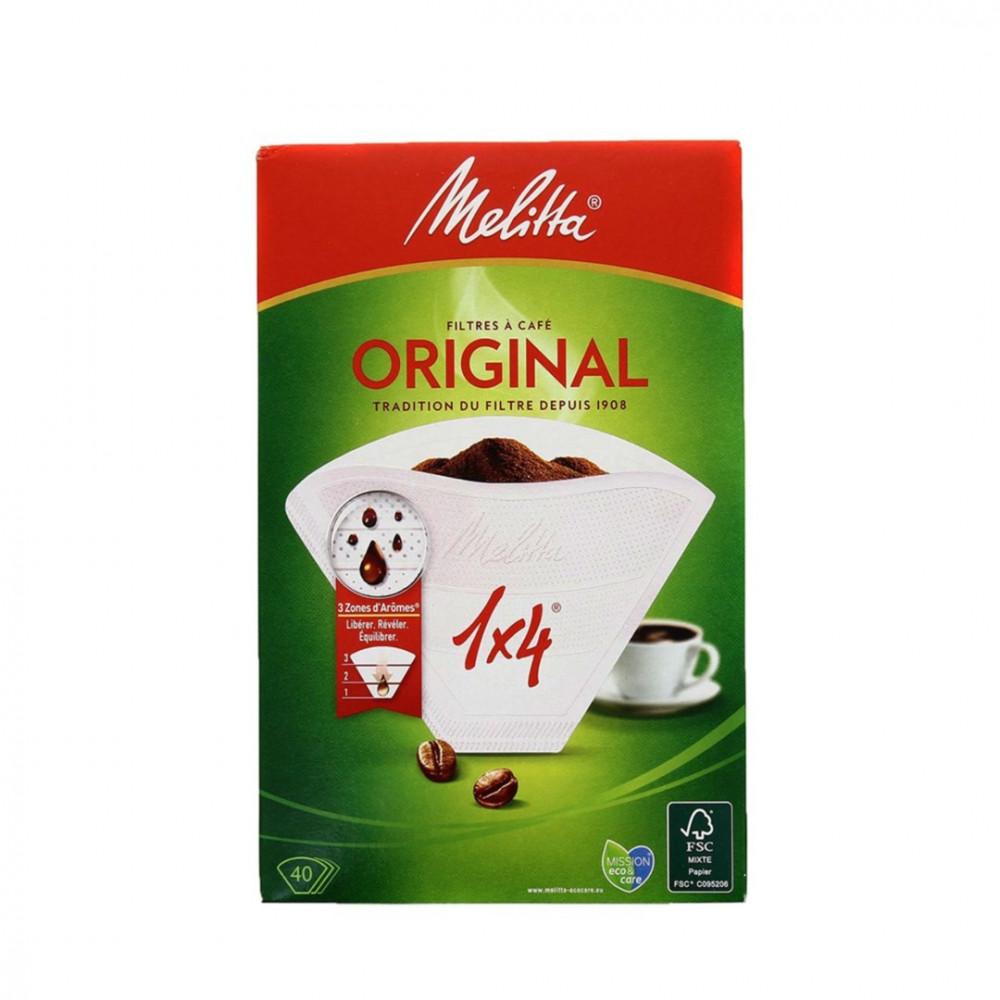 فلتر قهوة ميليتا 4 كوب