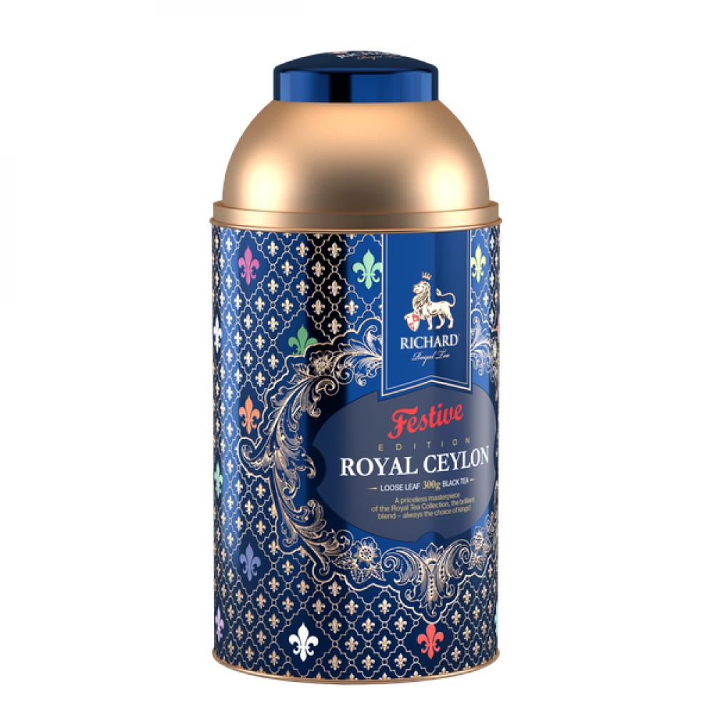 شاي ريتشارد سيلان الملكي Richard Royal Ceylon