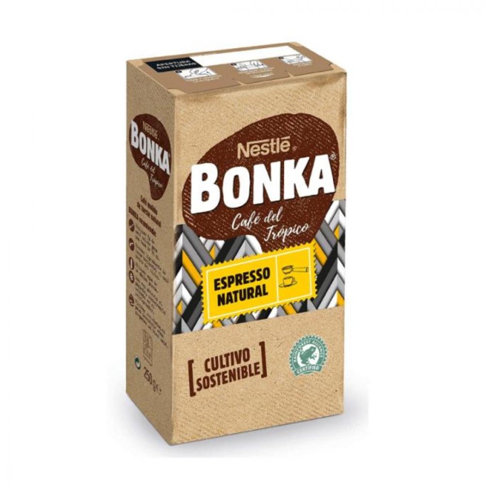 قهوة بونكا اسبريسو Bonka Espresso Ground Coffee
