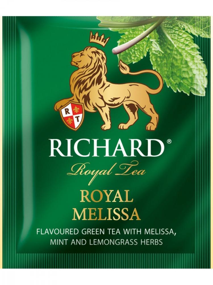شاي بلسم الليمون ريتشارد Melissa Richard Tea