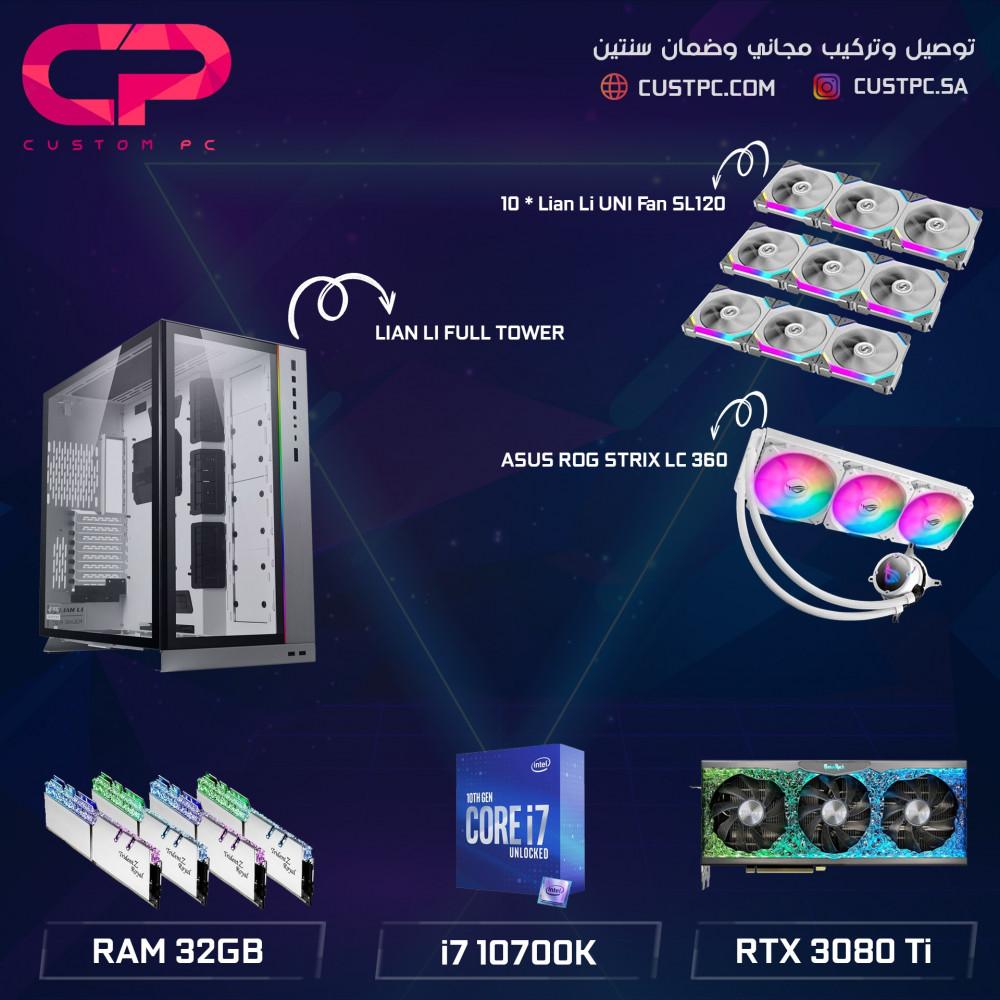 PC GAMING 3080 TI I7 10700K 32GB