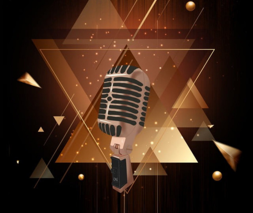 موذج  تعليق صوتي رجالي  بعنوان  بعض الأعمال الصوتية