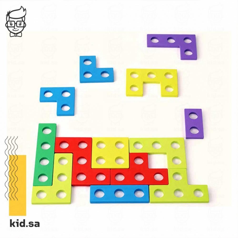 لعبة تركيب لذكاء الطفل