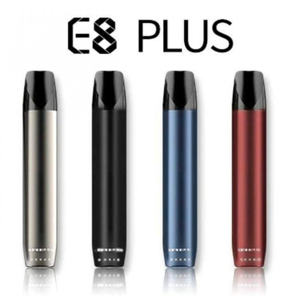 سحبة سيجارة الكترونية E8 بلس - E8 PLUS POD SYSTEM