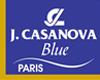 J. CASANOVA Blue PARIS