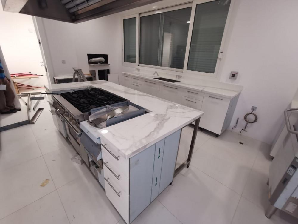بورسلان بديل الرخام اسطح كاونترات سطح مطبخ ايطالي اسباني رخام صناعي