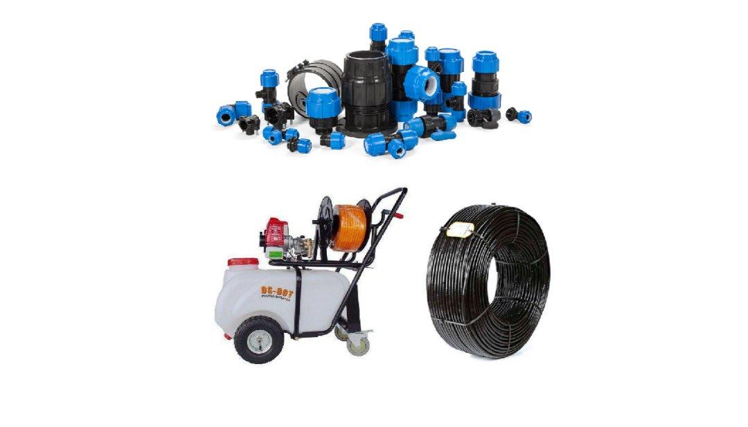 أدوات ومعدات زراعية