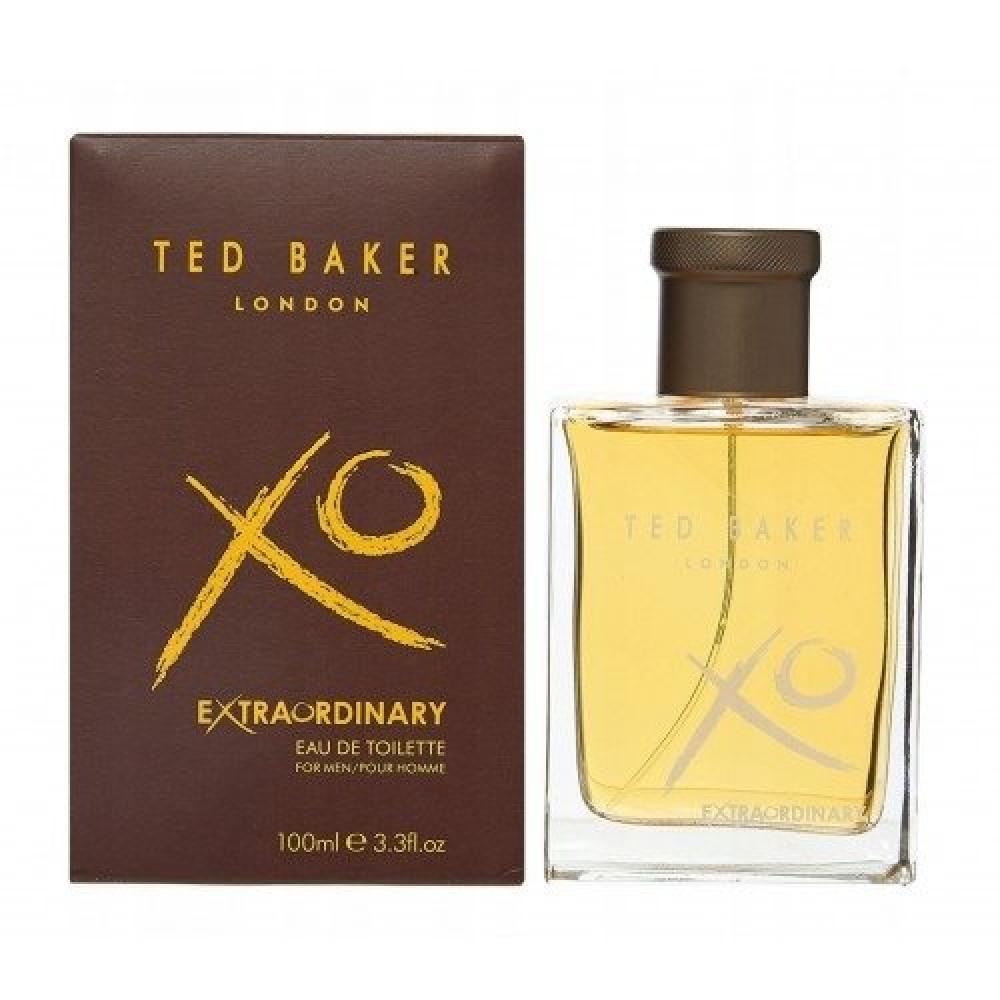 Tester Ted Baker Xo Extraordinary for Men Eau de Toilette 100ml خبير ا
