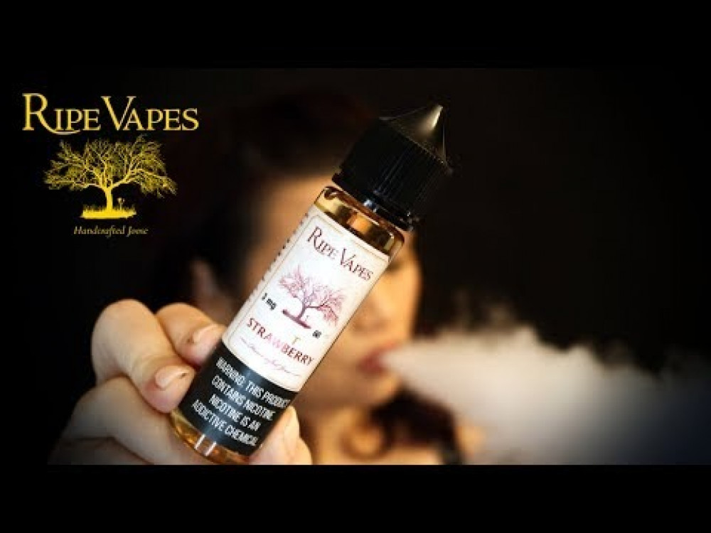 نكهة فيب رايب فيبس Ripe Vapes توباكو فانيلا الشهيرة 60 مل