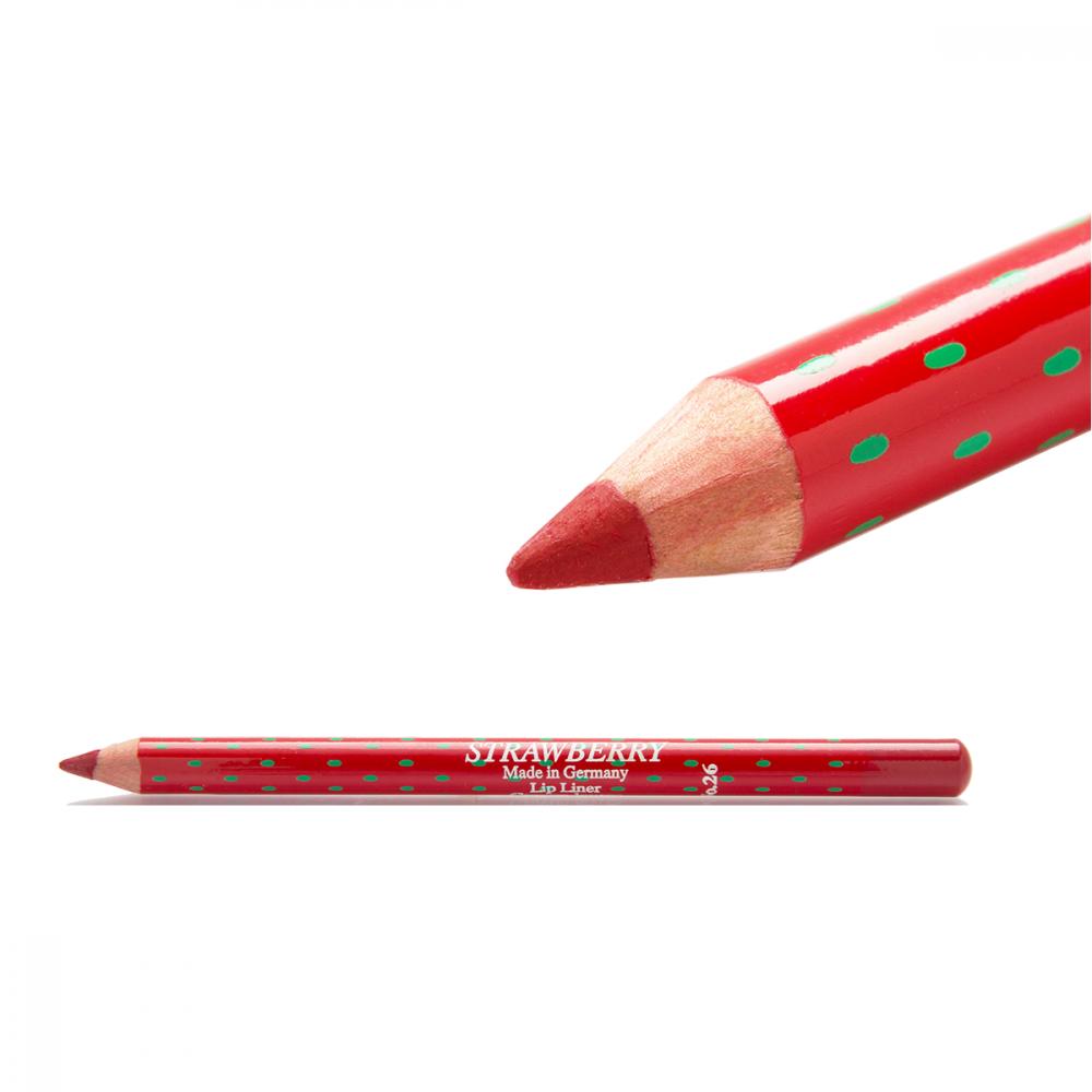 Strawberry  Lip Liner Pencil No-26