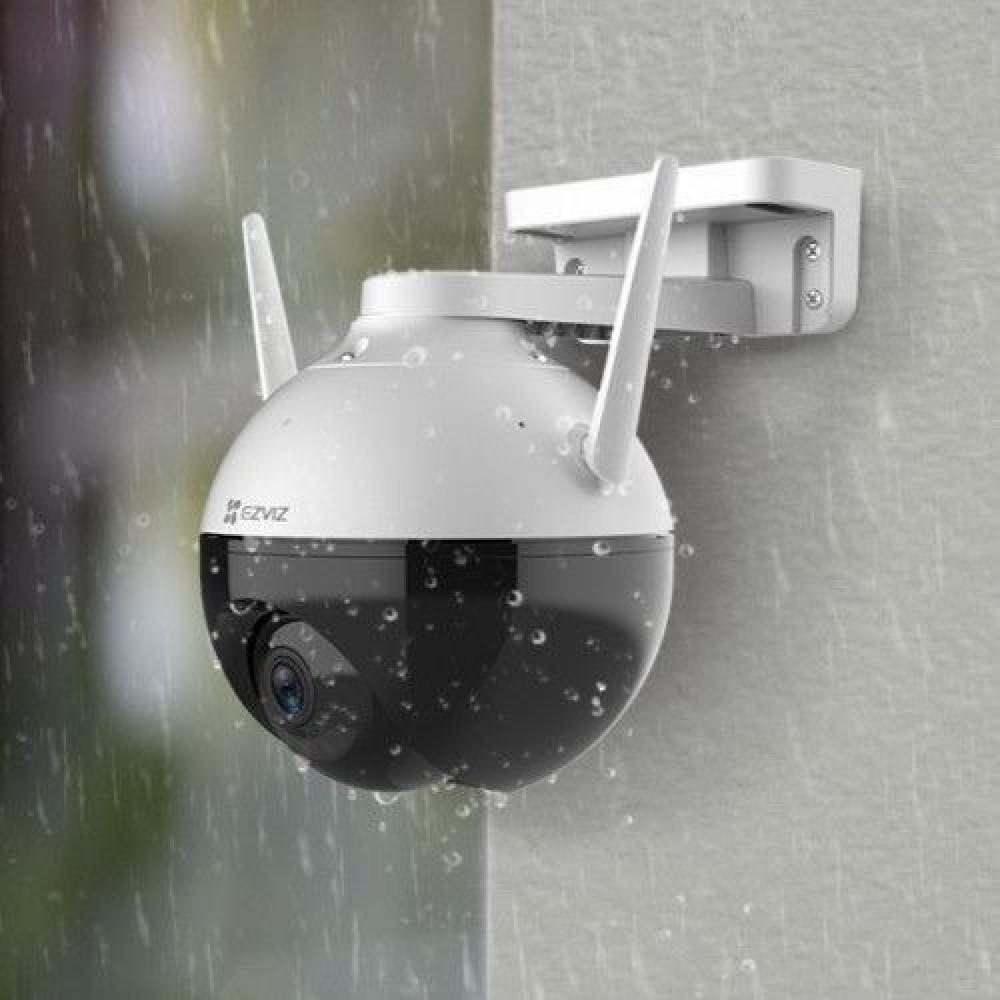 كاميرا خارجية لاسلكية متحركة ezviz c8c