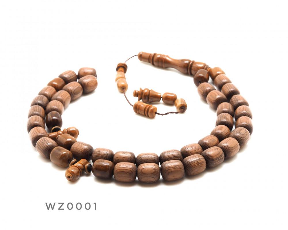 قوافل سبحة من خشب الزيمبالا WZ0001