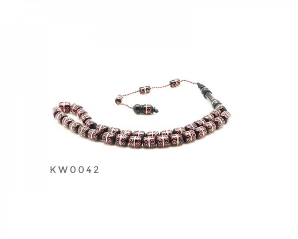 قوافل سبحة من الكوك المرسوم KW0042