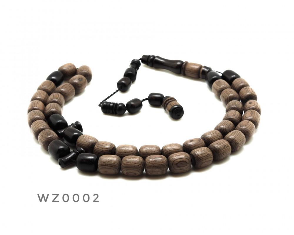 قوافل سبحة من خشب الزيمبالا WZ0002