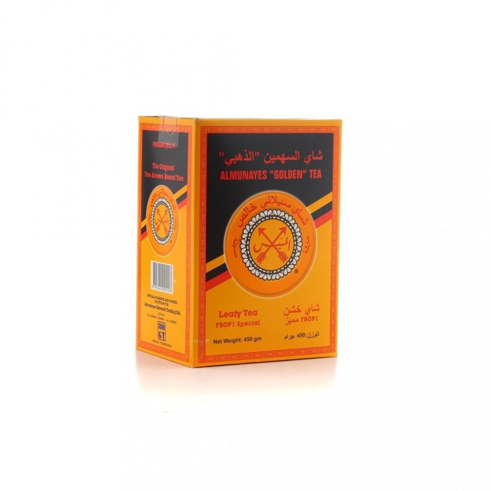 شاي المنيس ابو سهمين 450 جم