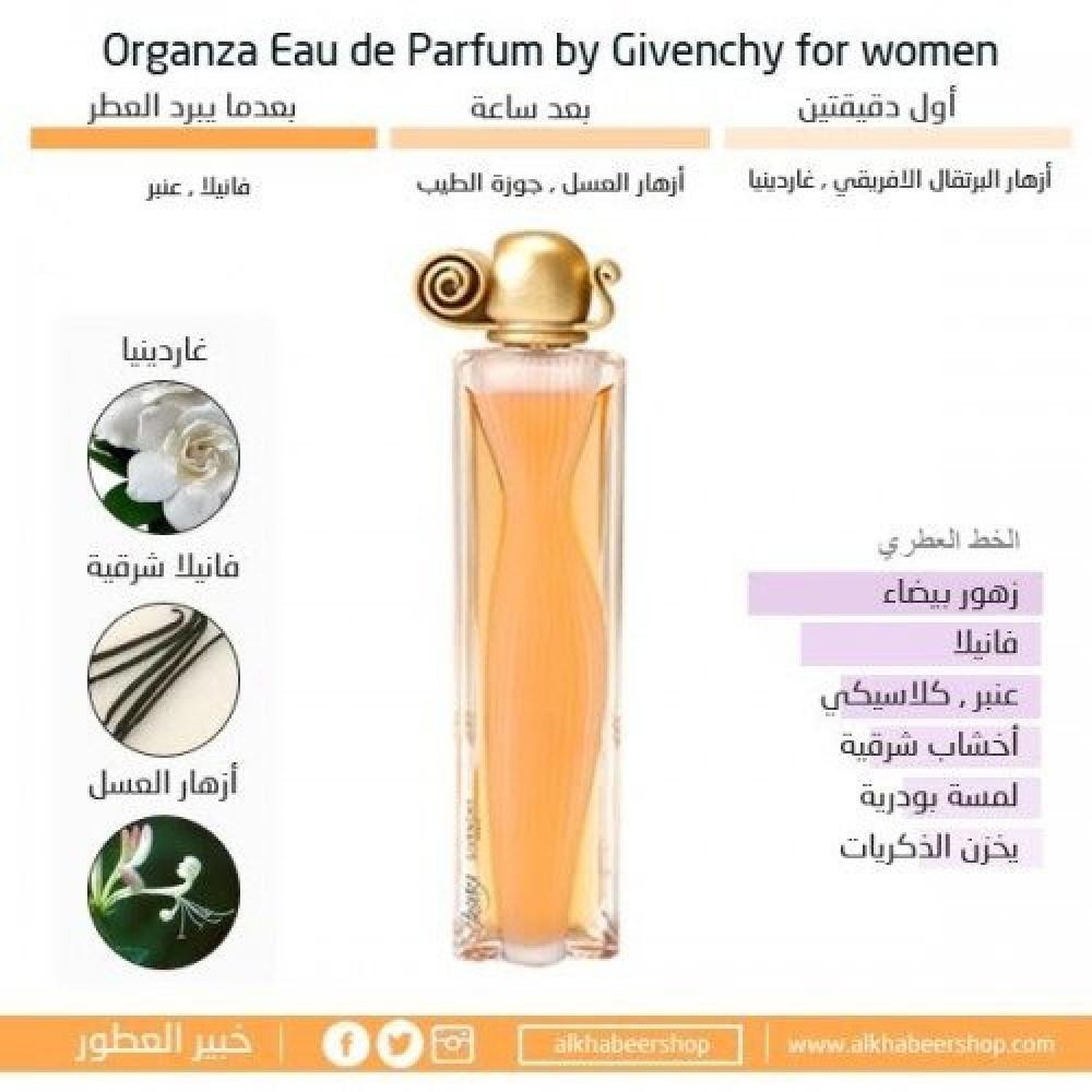 Givenchy Organza Eau de Parfum 100mlخبير العطور