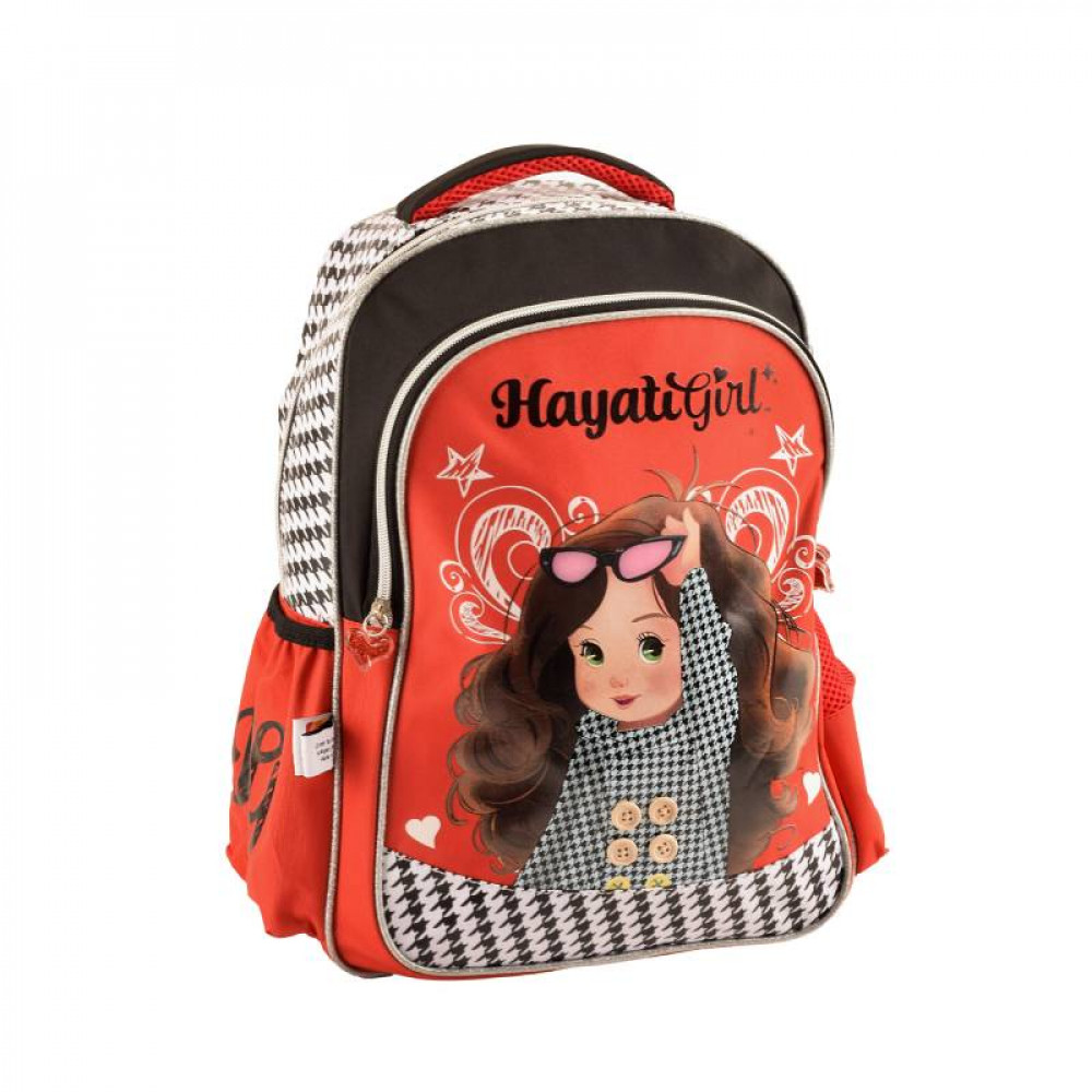 شنطة ظهر جيدا, Hayati Girl, Backpack