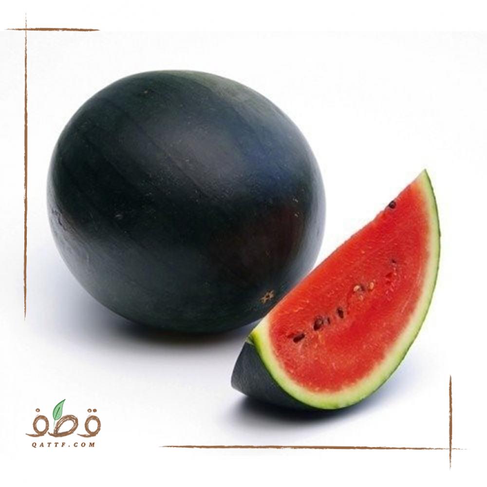 بذور البطيخ  الجح الكروي - Citrullus lanatus