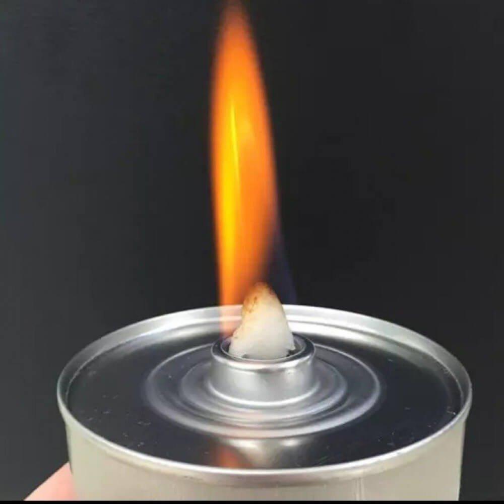 شمع تسخين الاكل