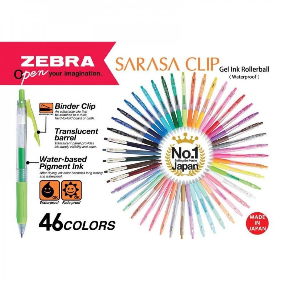 SARASA Clip, ZEBRA, Pens, اقلام جيل , ساراسا, زيبرا