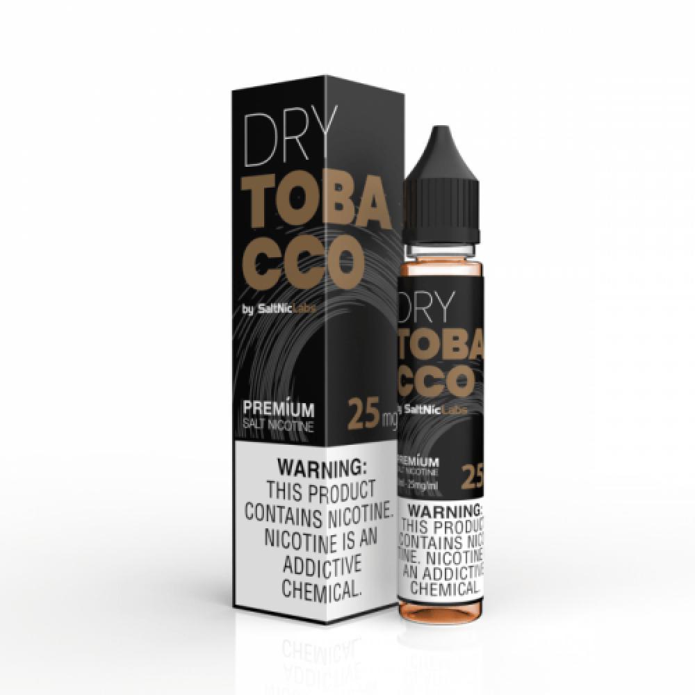 Dry Tobacco Salt 3 سولت دراي توباكو فيقود