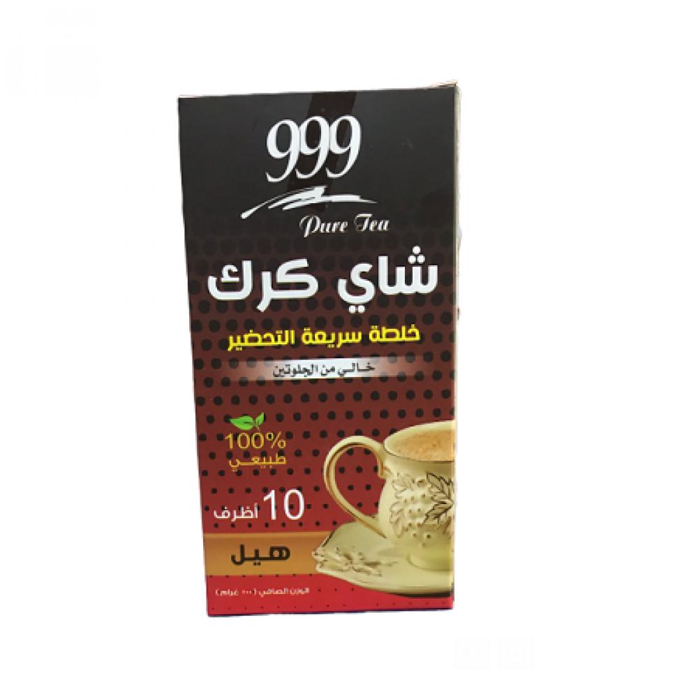 شاي كرك 999 - متجر تلقيمه للشاي والقهوه
