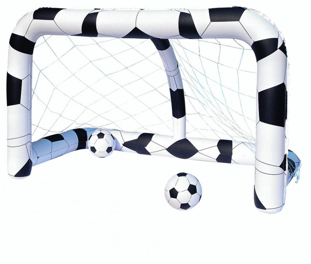 مرمى كرة قدم هوائي