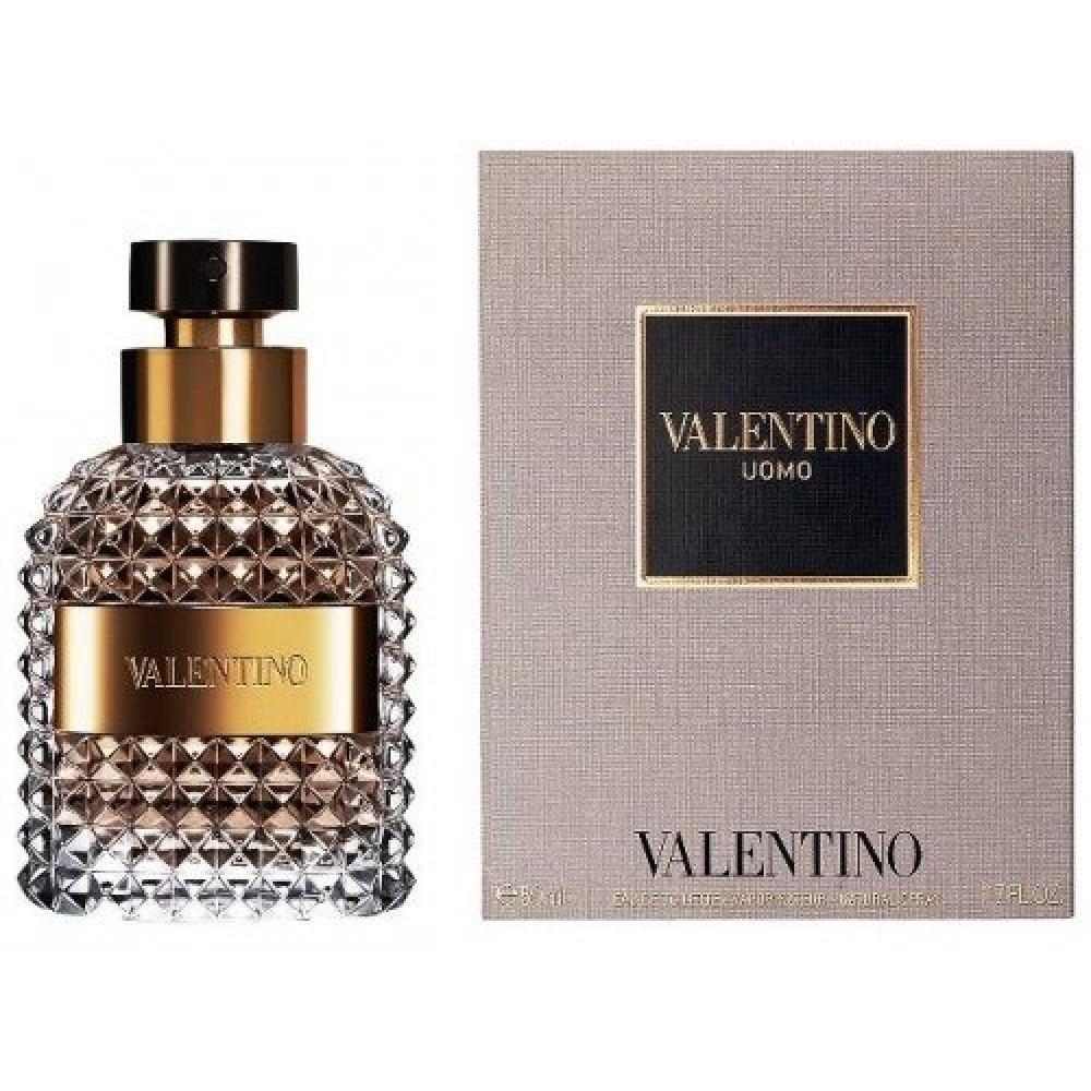 Valentino Uomo Eau de Toilette 100ml متجر خبير العطور