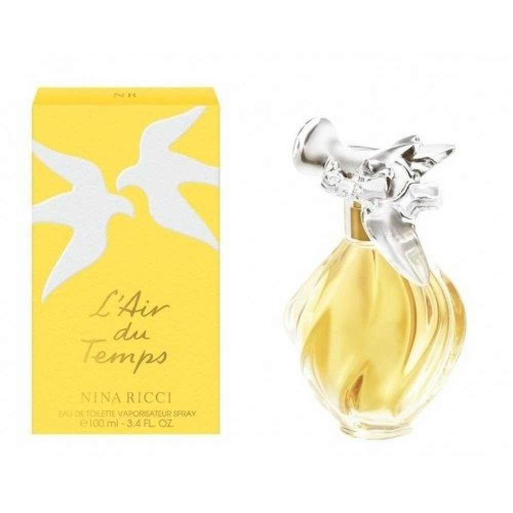Nina Ricci L air du Temps Eau de Toilette 100ml خبير العطور