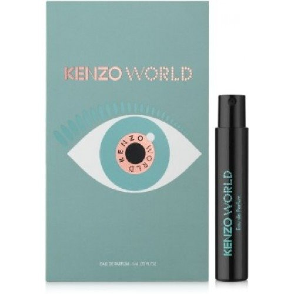 Kenzo World Eau de Parfum Sample 1ml خبير العطور