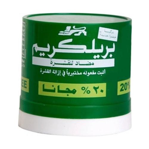 بريلكريم كريم شعر مضاد للقشرة اخضر 210 مل  Brylcreem Anti-Dandruff Cre