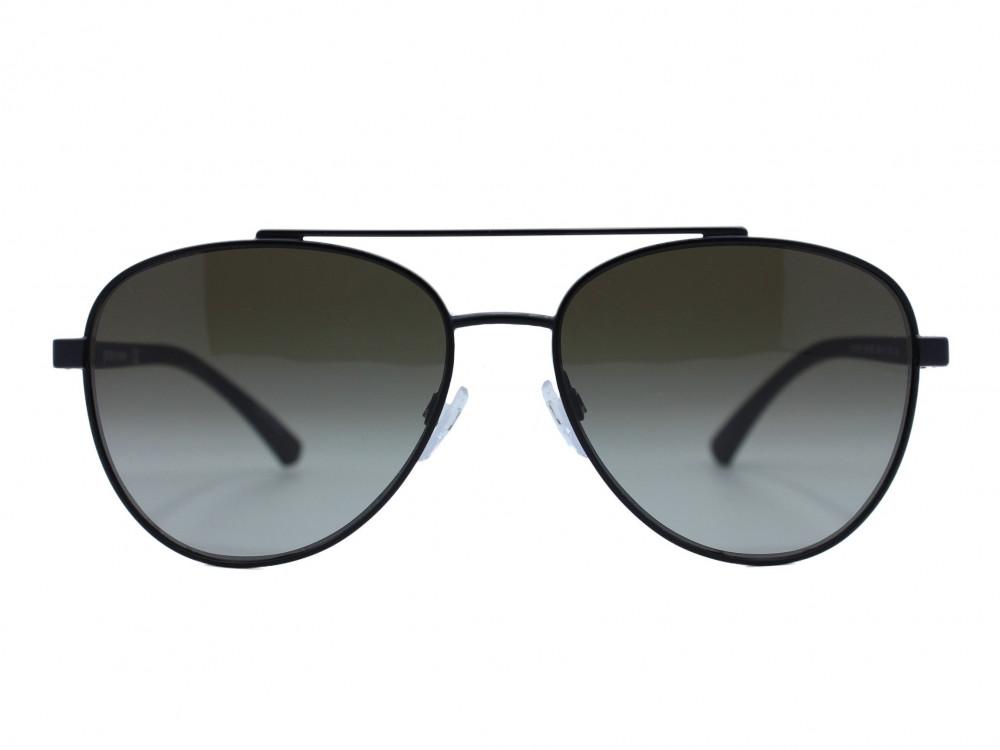نظاره شمسية بيضاوي من ماركة  EMPORIO- ARMANI لون العدسة زيتي مدرج